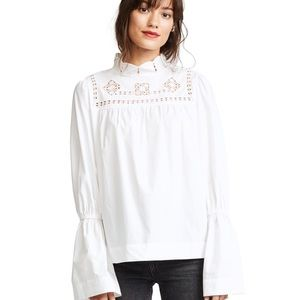 Free People Another Eternity blouse NWT
